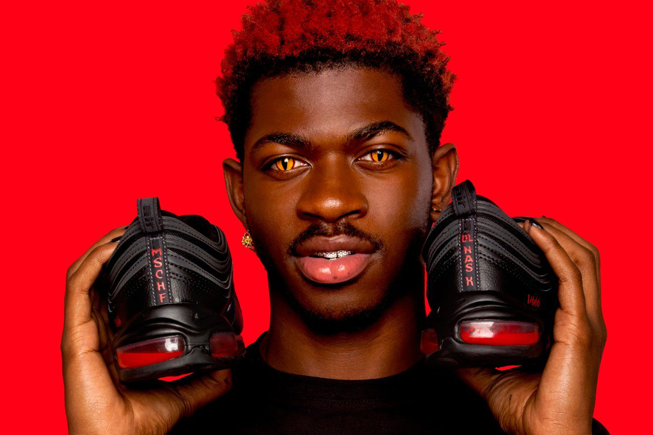Nike Sues Creative Company Representing Lil Nas X's 'Satan Shoes' for Trademark Infringement
