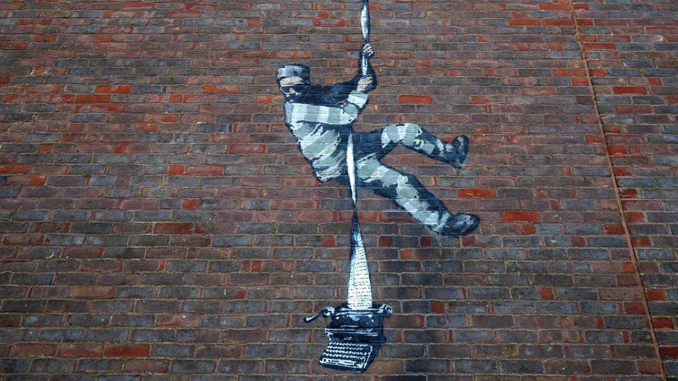 Banksy's Intellectual Property Wins and Losses